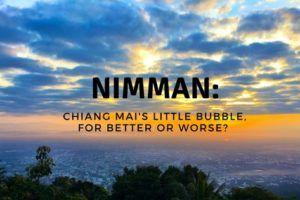 Nimman, in Chiang Mai