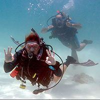 Robyn Hartzell - Scuba Diving Instructor