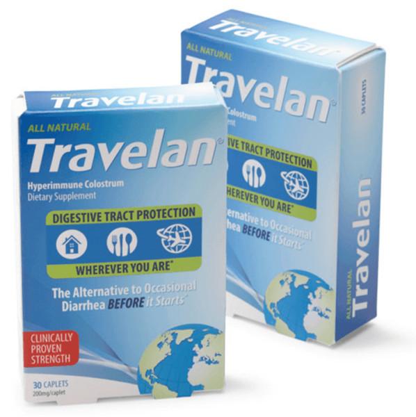 Travelan package USA