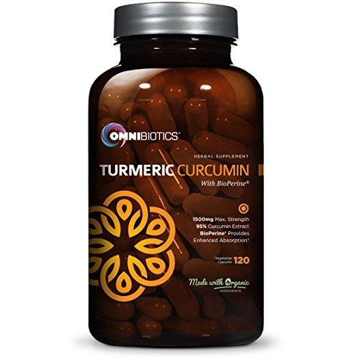 Turmeric supplements for staying healthy while traveling