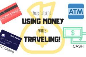 best ways to travel with money