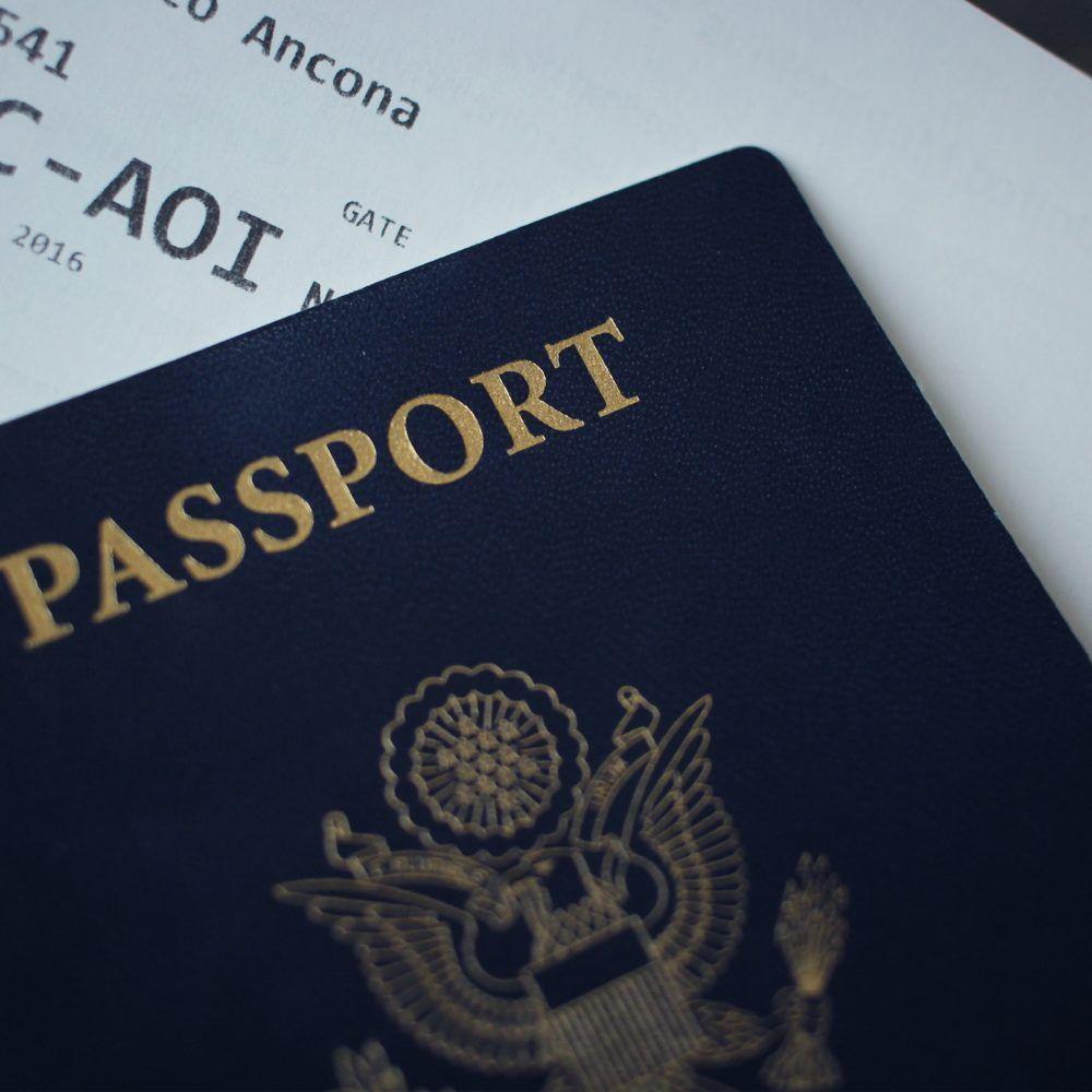 The Saga of My $10,000 Passport
