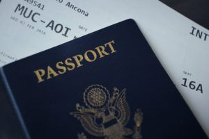 protecting your passport while traveling