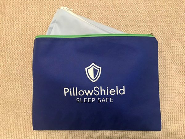 PillowShield, the germ-fighting pillowcase for travelers