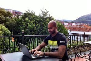 Amar Hussain Digital Marketing Consultant, in Medellin Colombia