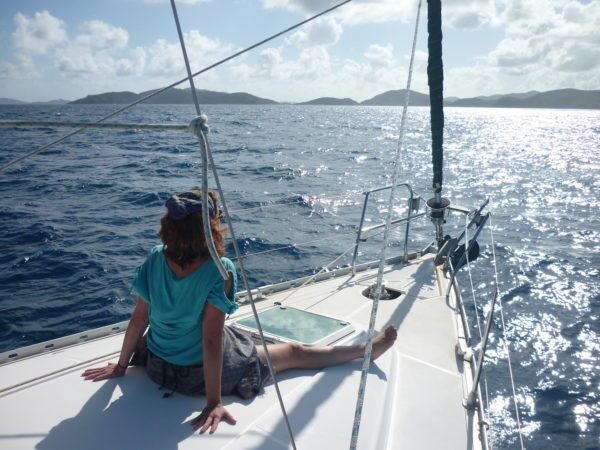 Living on a Boat in the Caribbean, getting free travel accommodation
