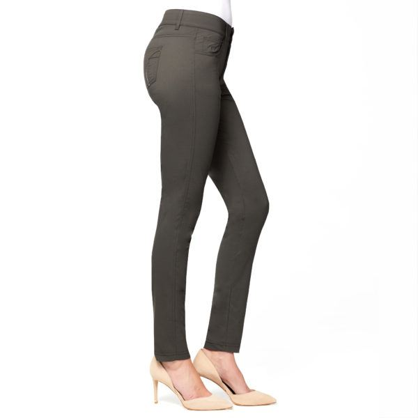 best wrinkle free pants: Luisa Skinny Jeans by Anatomie