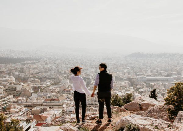 how much money do you need to travel the world - how to manage your money as a couple