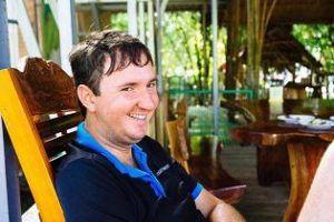 Jon Pepper, Owner of Tigit Motorbikes in Vietnam