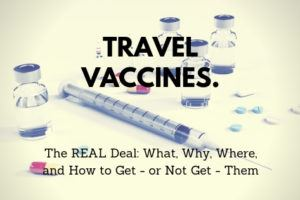 Travel Vaccinations Guide
