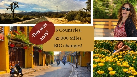 2018: 6 Countries, 32k Miles, And Some BIG Changes