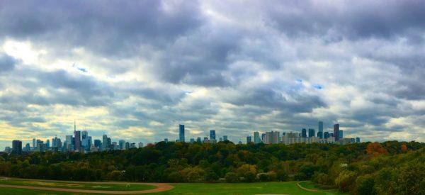 Toronto skyline, and my new home, thus increasing my annual expenses