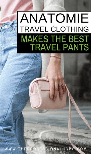 Anatomie travel clothing has long been my favourite stuff for full-time travel. Here's what I learned after visiting their headquarters in Miami. #Anatomie #TravelClothing #TravelGear #FullTimeTravel - #TravelPlanning #BudgetTravel #TravelTips #PackingTips