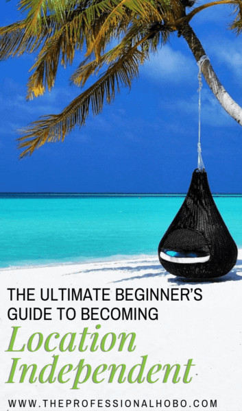 This guide outlines all the basics you need to learn how to become a digital nomad and go location independent. Want to work online? Let's get started! #FullTimeTravel - #TravelPlanning #BudgetTravel #TravelTips #MakingMoneyWhileTraveling #FreelanceWriting #ExpatLife #TravelBlogging #DigitalNomads #LocationIndependence #TravelEntrepreneurs
