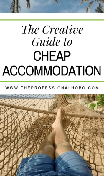 This gigantic free guide to finding free and cheap accommodation around the world is guaranteed to save you hundreds - if not thousands - of dollars on your next trip. Click through and see for yourself! #Housesitting #CheapAccommodation #FullTimeTravel #TravelPlanning #BudgetTravel #TravelTips #FinancialTravelTips #TravelMoneyAdvice #SaveMoneyTraveling
