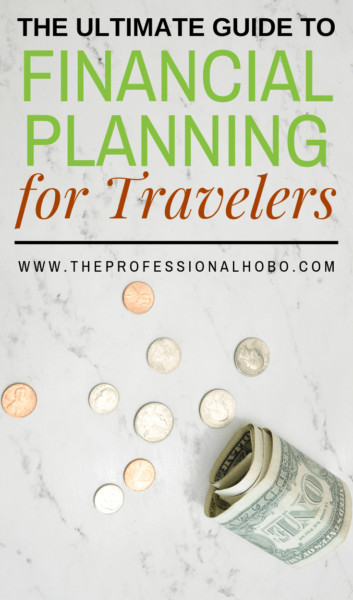 Financial planning is always sticky, but when you're traveling the world? This guide gives you everything you need to manage your money on the road. #FullTimeTravel #TravelPlanning #BudgetTravel #TravelTips #FinancialTravelTips #TravelMoneyAdvice #SaveMoneyTraveling #MakingMoneyWhileTraveling #ExpatLife