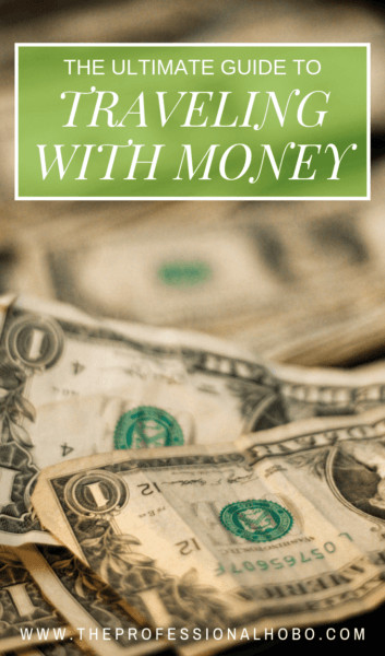 Credit cards, cash, debit cards, prepaid travel cards, etc....throw in international travel, and it gets complicated. In this guide, I outline the best ways to travel with money, securely and safely and without losing your shirt in fees. #FullTimeTravel #TravelPlanning #BudgetTravel #TravelTips #FinancialTravelTips #TravelMoneyAdvice #SaveMoneyTraveling