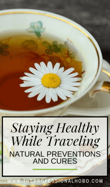 I've suffered a ridiculous number of illnesses and diseases on the road; now I'm an expert on staying healthy while traveling! Learn what's in my travel medical kit, what supplements I use, natural cures, and all my tips and techniques for staying healthy while traveling and avoiding illness in the first place. #TravelHealth #StayHealthyTraveling #FullTimeTravel #TravelPlanning #BudgetTravel #TravelTips #TravelInsurance #ExpatLife