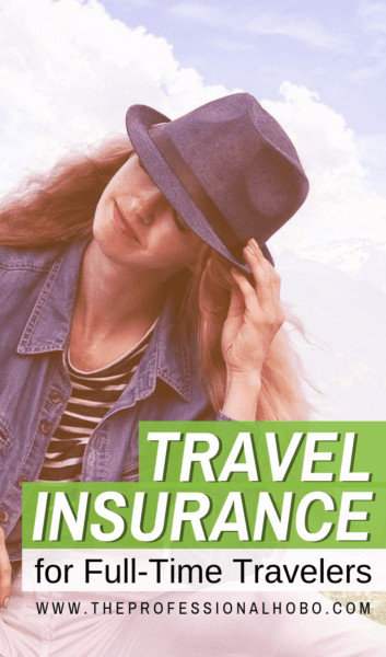 How do long-term / full-time travelers insure themselves against medical emergencies? Expat health insurance is a solution. Here's everything you need to know. #TravelInsurance #Insurance #FullTimeTravel #TravelPlanning #BudgetTravel #TravelTips #FinancialTravelTips