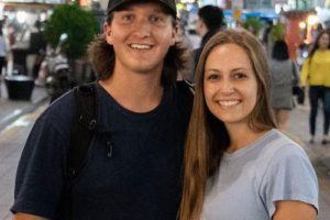 Hannah and Chad of Wall Street Minimalist