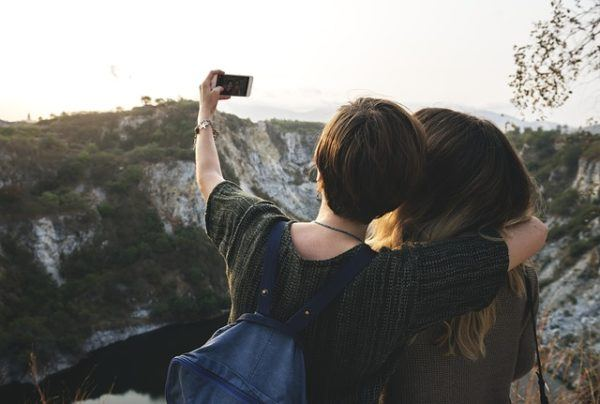 Taking a Selfie - How to Use Your Phone Internationally Without Charges