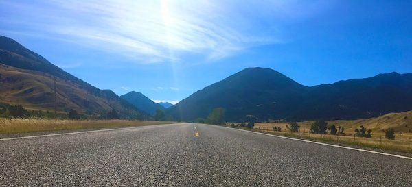 Road Trip Through Montana's Paradise Valley