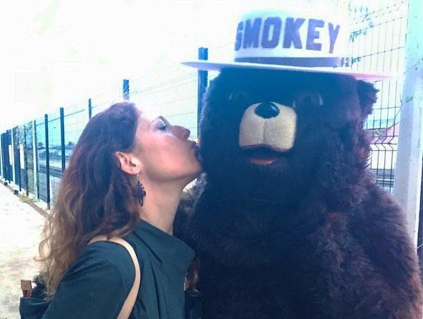 Things to do in Billings MT? Hang out with Smokey the Bear!
