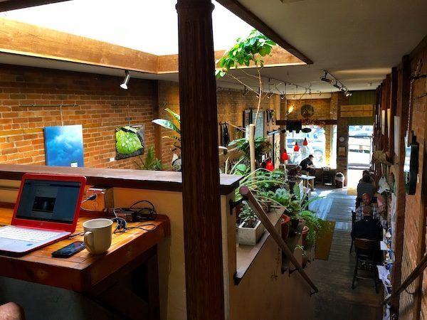 coffee shop in Bozeman Montana