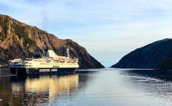 Adventure Canada Newfoundland Cruise Ship Ocean Endeavor