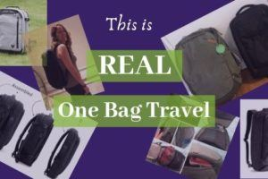 Best Carry on Backpack for One Bag Travel