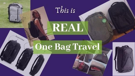 The Best Carry On Backpack For One Bag Travel