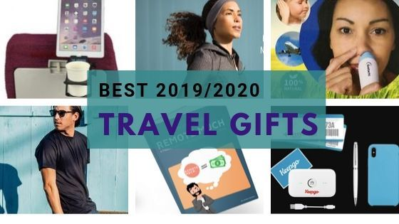 2019 Holiday Gift Guide – Best Gifts for Travel Lovers