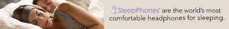 SleepPhones - Best Bluetooth Headphones for Sleeping and Exercising
