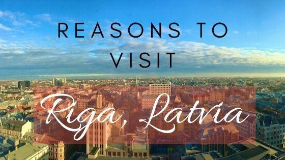 9 Reasons Why I Want to Return to Riga Latvia