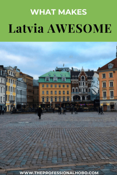 Latvia is a beautiful, affordable, adventurous, delicious country full of nature and history and fun things to see and do. #Latvia #Riga #RigaLatvia #Europe #Travel #TheProfessionalHobo #Baltic #Sigulda #GaujaNationalPark