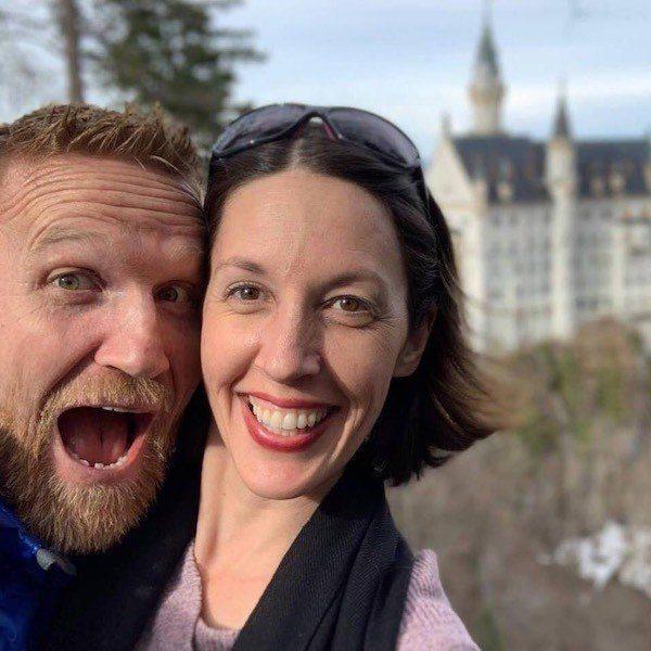 Greg Denning, online teacher, and Rachel Denning, Worldschool Academy