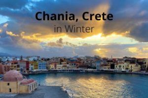 Fantastic things to do in Chania, Crete in winter