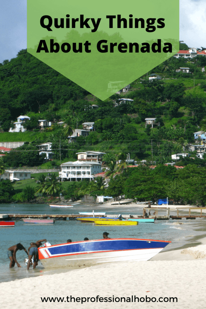 Here are some funny observations about Grenada Island (in the caribbean), gleaned from almost two years of living there. #Grenada #Caribbean #GrenadaIsland #GrandAnse #StGeorges #travelobservations #traveltips #TheProfessionalHobo