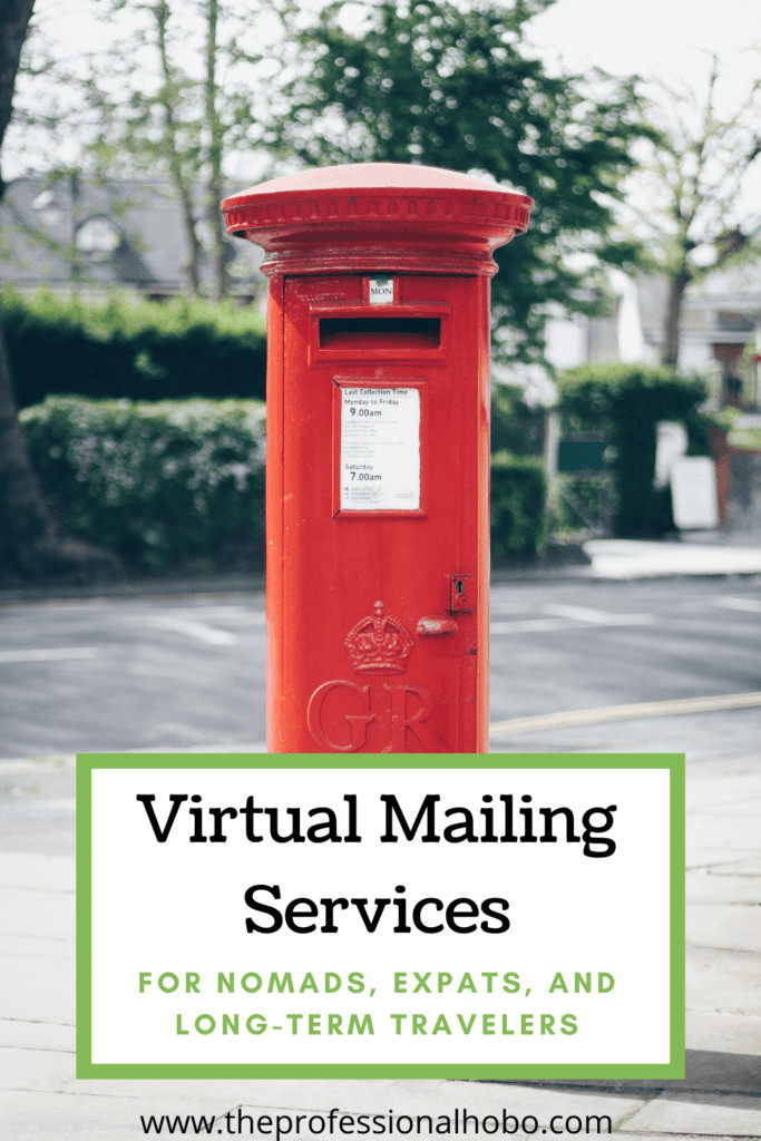 Virtual Mailing Services (virtual mailboxes) are a godsend for digital nomads, expats, and long-term travelers. Here's everything you need to know. #virtualmailbox #virtualmail #EarthClassMail #AnytimeMailbox #TravelingMailbox #USGlobalMail #TheProfessionalHobo #expatlife #traveltips #longtermtravel #fulltimetravel