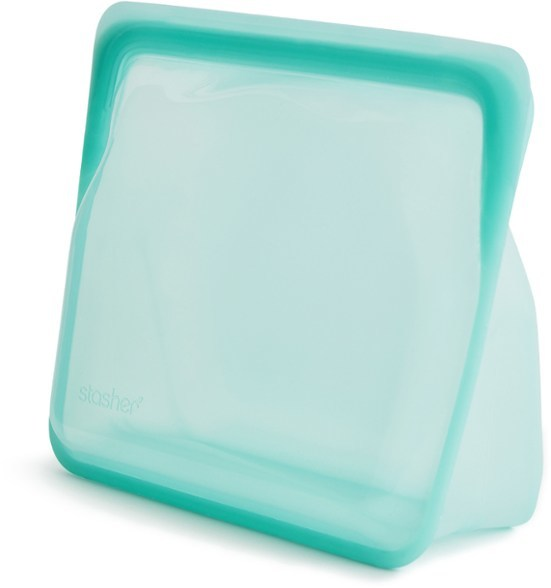 Reusable Silicone Bags - great for zero waste travel