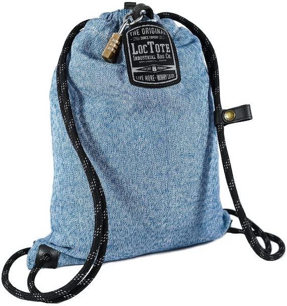 LocTote locking backpacks