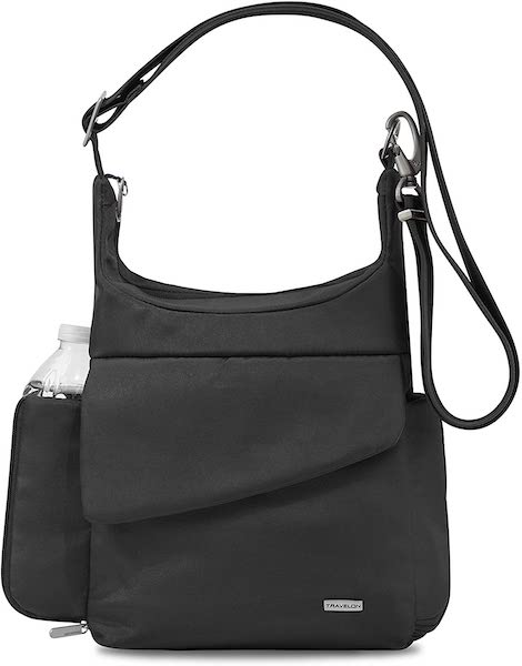 Travelon Anti-Theft Crossbody Bag)