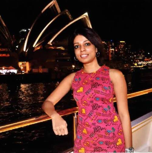 2014 in Sydney, in Thilini's debt to digital nomad life journey