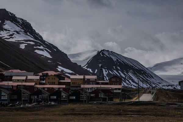 Longyearben, Svalbard