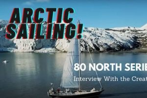 arctic sailing!