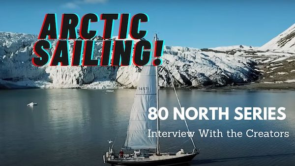 What is it Like Sailing Around Svalbard in the Arctic?