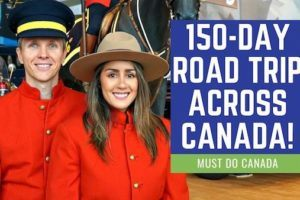 150 day Road Trip Across Canada with Matt and Karla Bailey of Must Do Travel