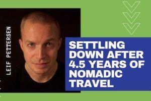 Leif Pettersen, Travel Writer, Nomadic Traveler, and more