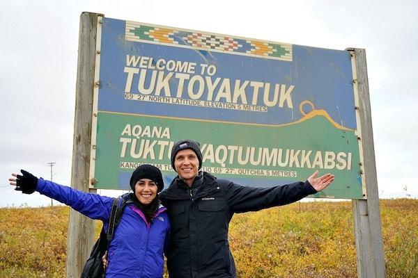 MatthewAndKarlaBailey-Tuktoyaktuk-Canada