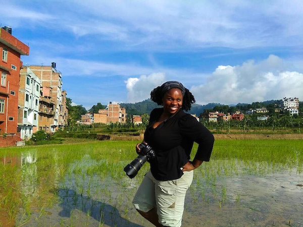 Lola is a travel photographer among many other things; here's how she balances it all